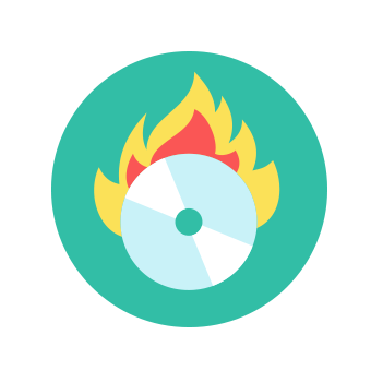 Magic Burning Toolbox – Audio CD/Video DVD/Data CD burner and ISO burner