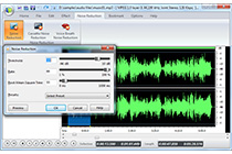 Promote audio files