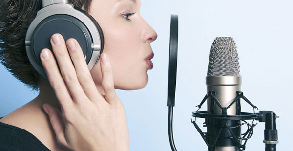 How to Record Your Voice