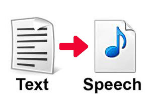 Use Text to Speech Software